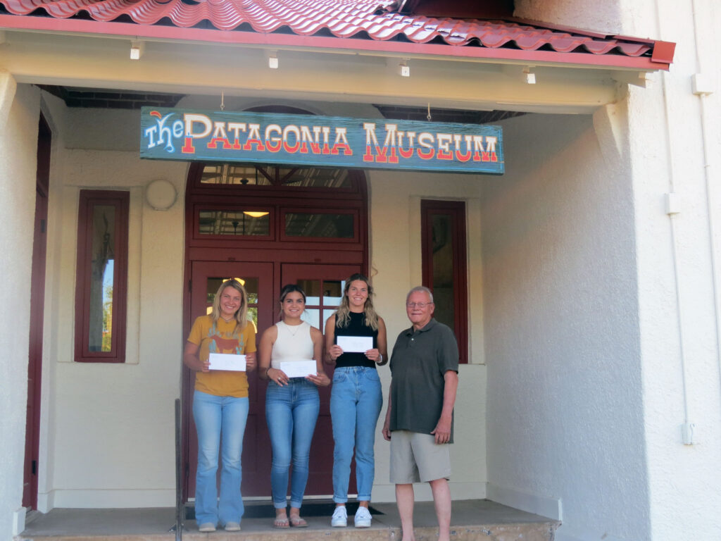 Museum - 2021 Student docents